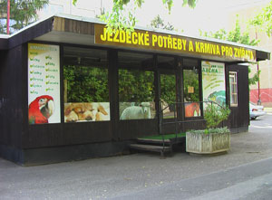 Prodejna Kadaň