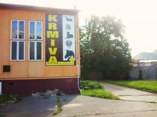 Prodejna Klášterec nad Ohří